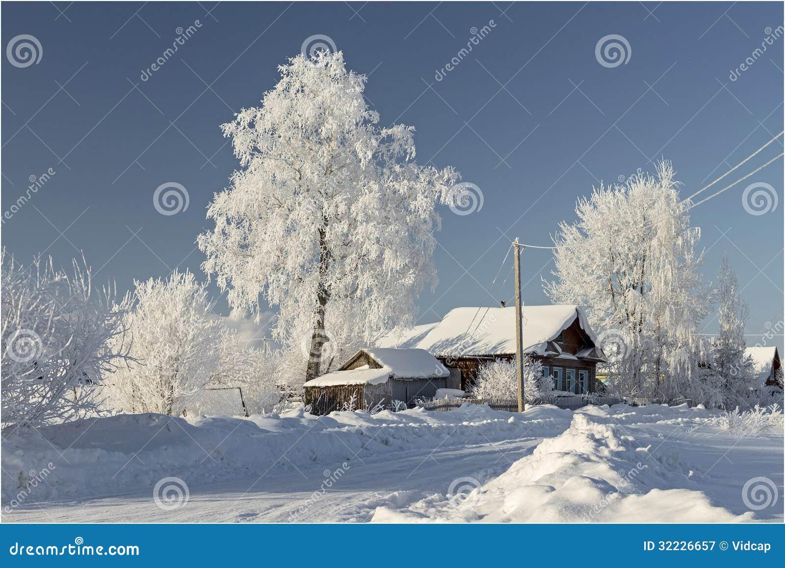 Download Natureza imagem de stock. Imagem de bonito, frio, snowy - 32226657