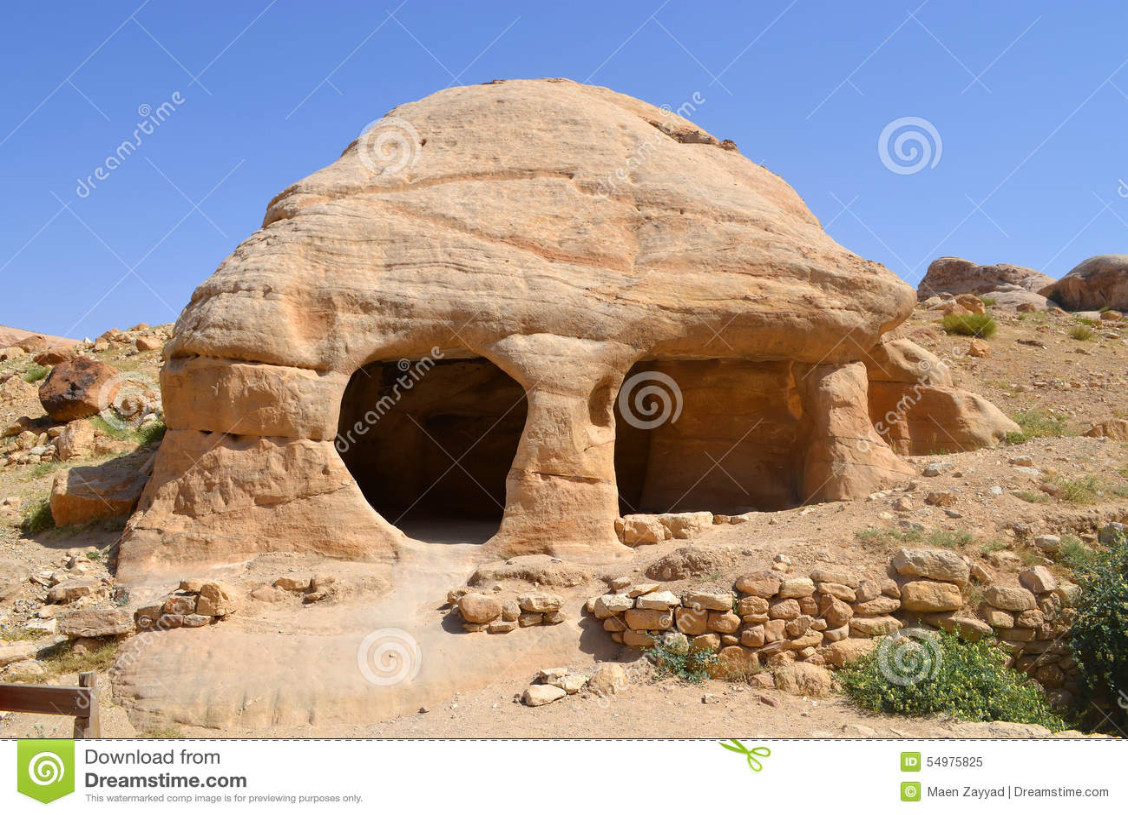 Naturliga grottor