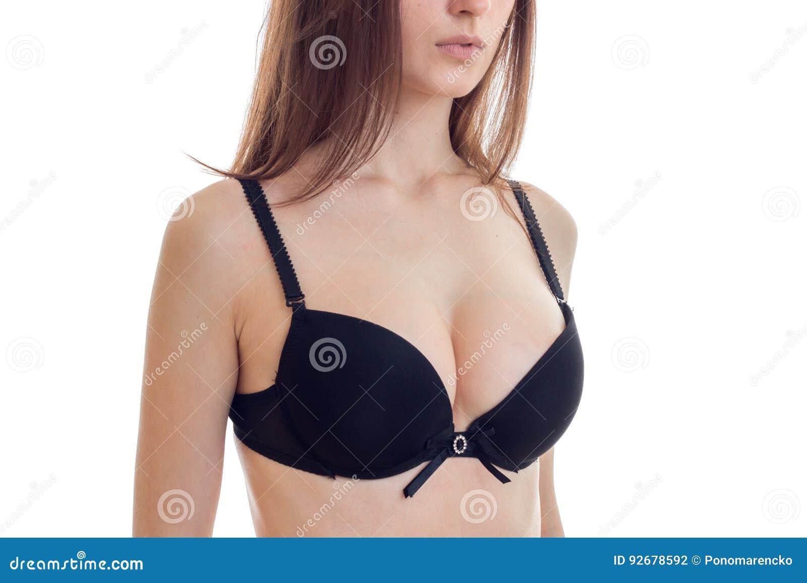 bilder av stora svarta bröst
