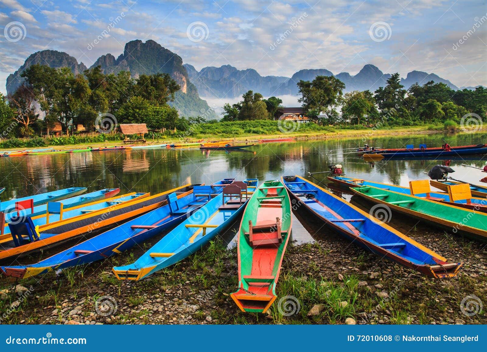 Naturligt i Laos