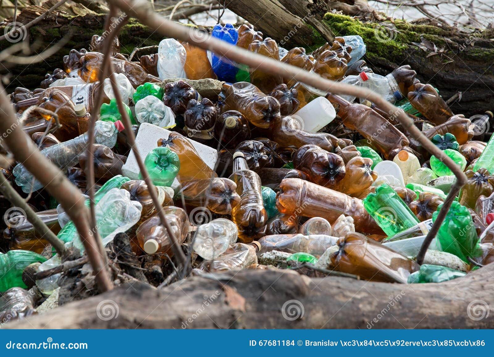Plastikflaschen Giftig