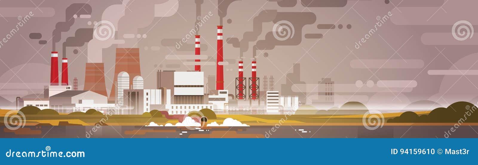 Natury zanieczyszczenia rośliny drymby odpady Brudny powietrze I woda Zanieczyszczający środowisko