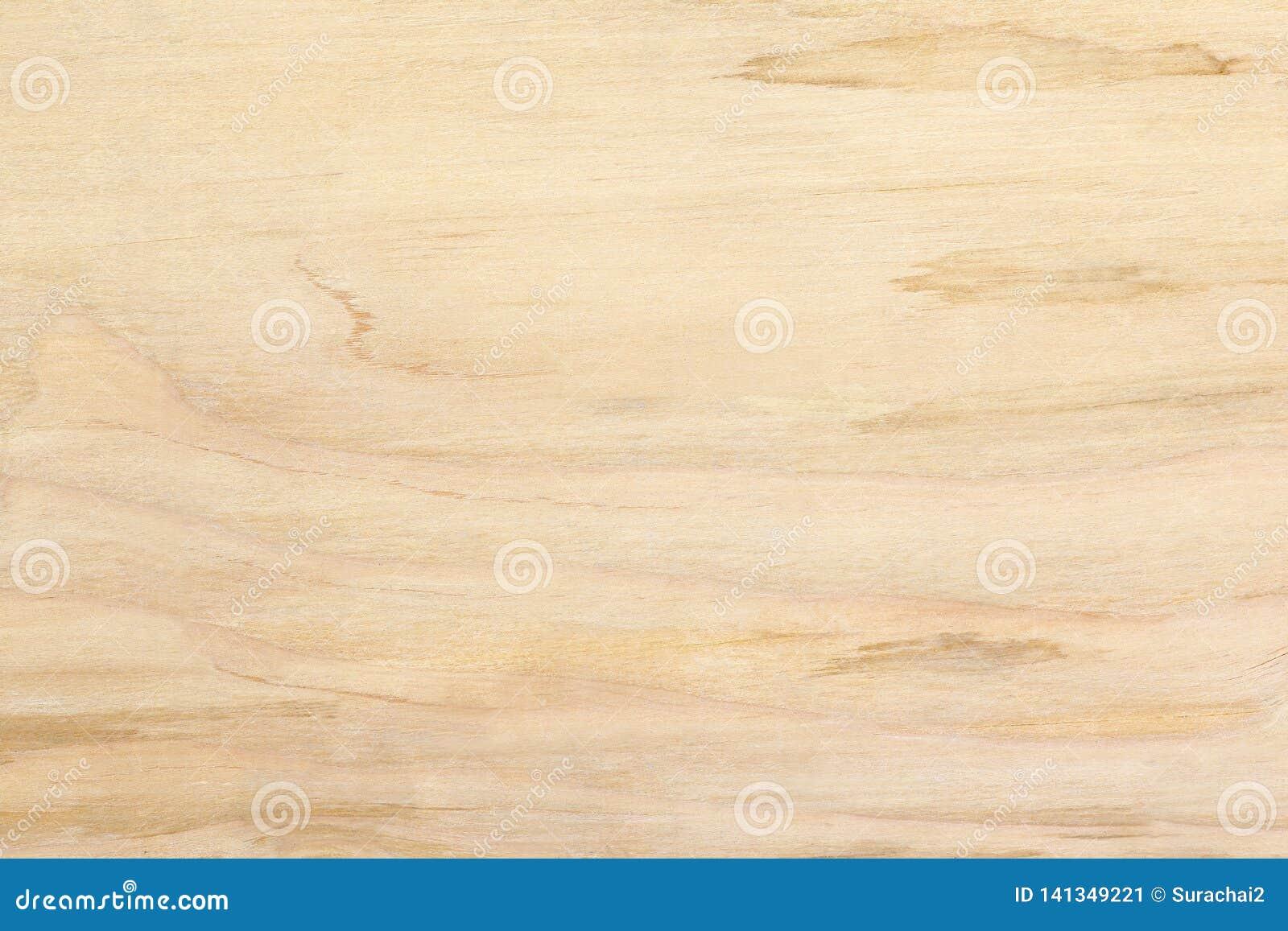 Natuurlijke de textuurachtergrond van de triplex houten muur