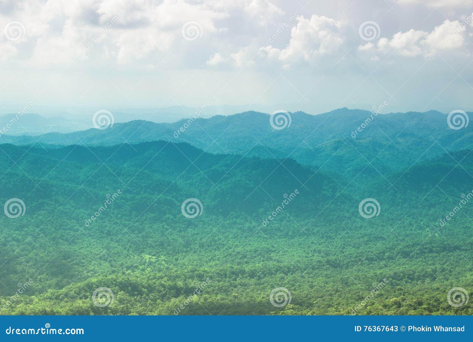 Natuurlijke het achtergrond vertroebelen warme kleuren en helder