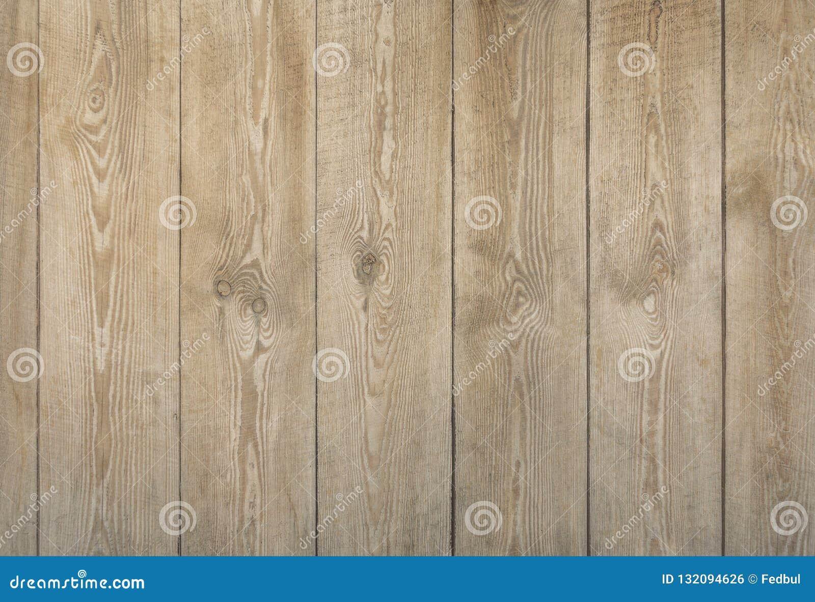 Natuurlijke houten raadstextuur van lichtbruine kleur