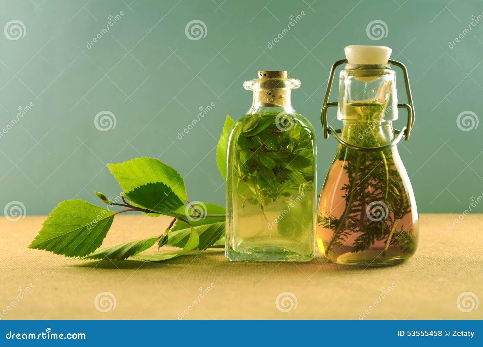 Natuurlijke kruidentintengeneeskunde