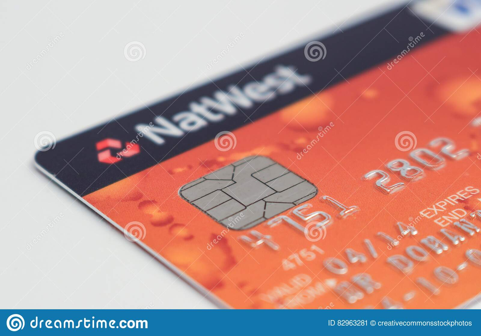Natwest Credit Card Picture Image 82963281