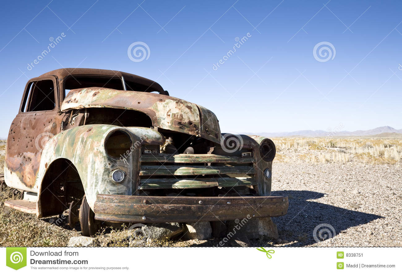 Naufragio dell automobile