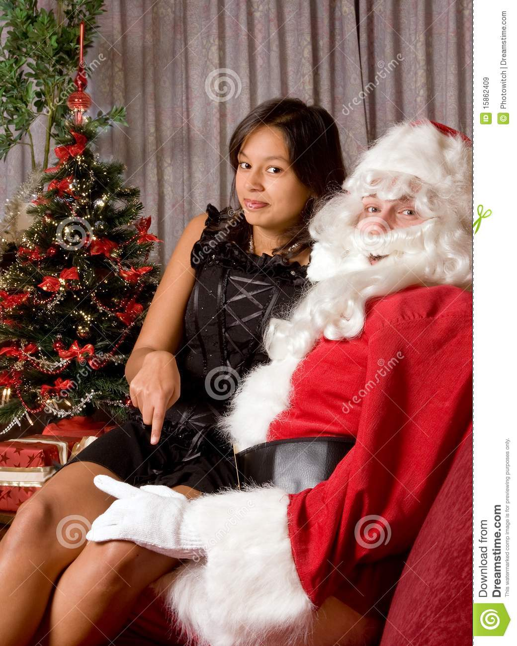naught santa pictures naughty santa stock image image of provocative holidays 9504