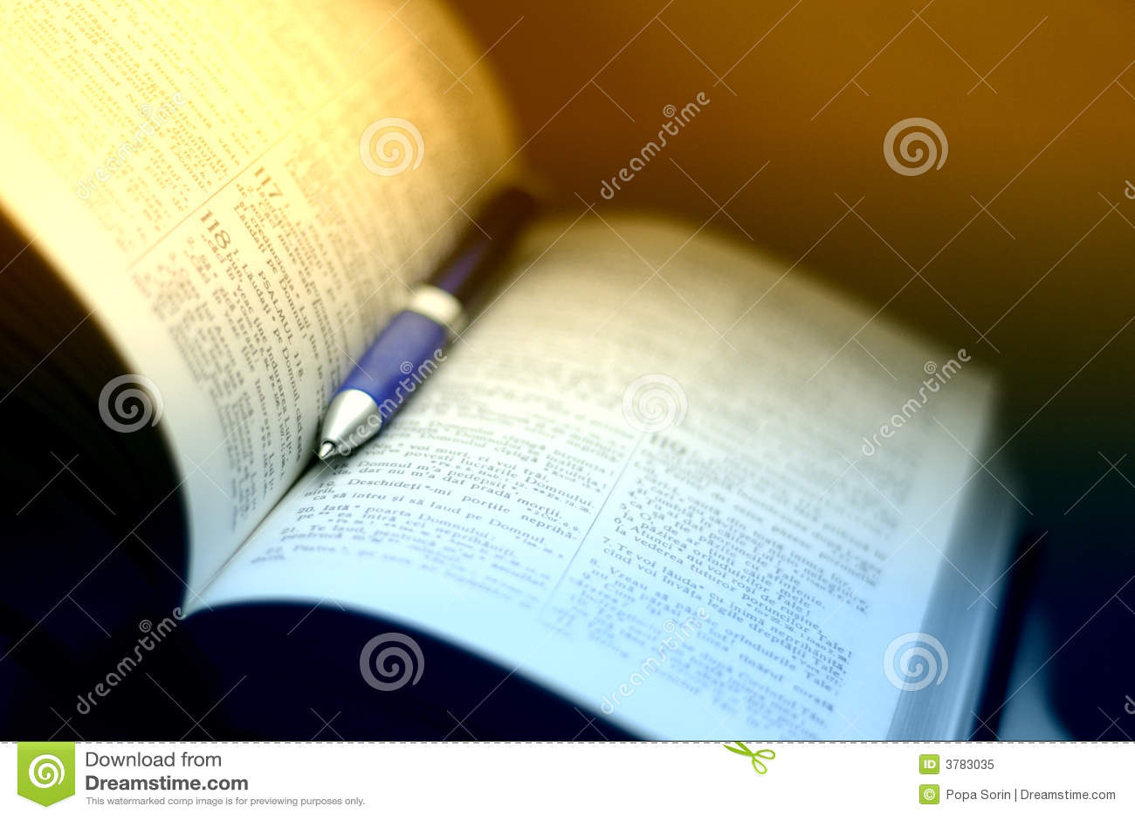 Nauka biblii