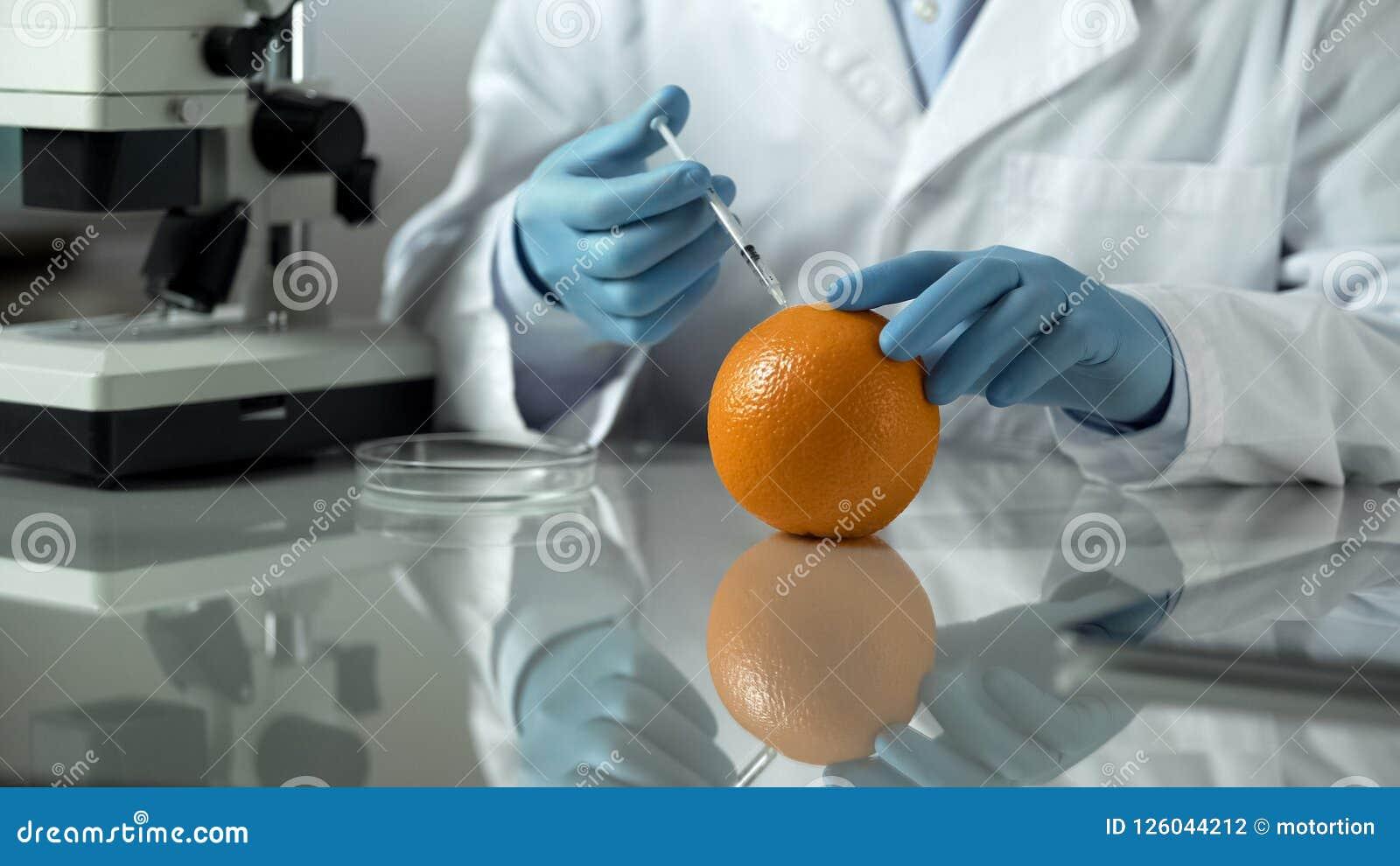 Naukowa narządzania celulitisów ekstrakt od pomarańczowej łupy, kosmetyczny laboratorium