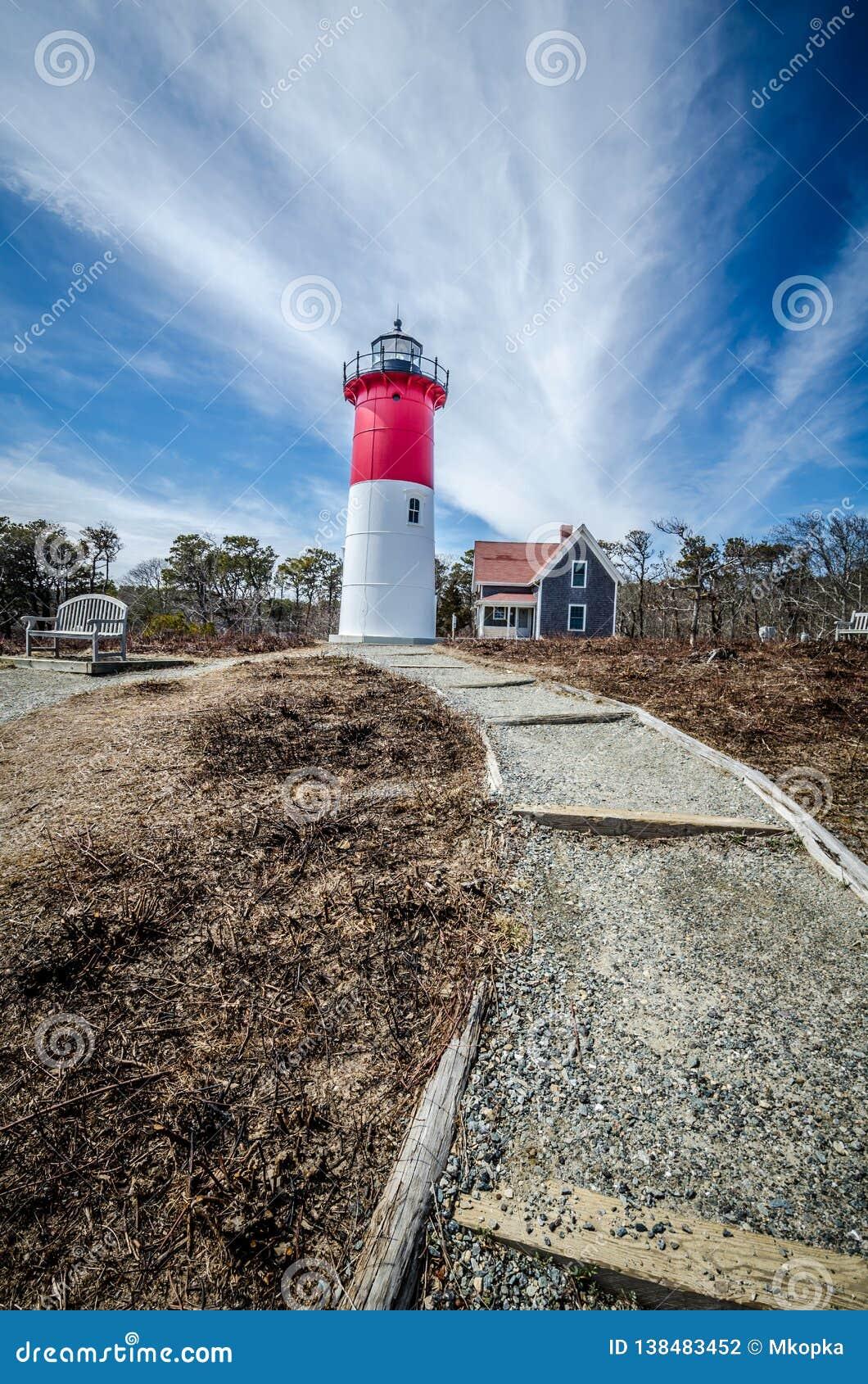 Cape Cod National Seashore - Nauset Light and Beach Area
