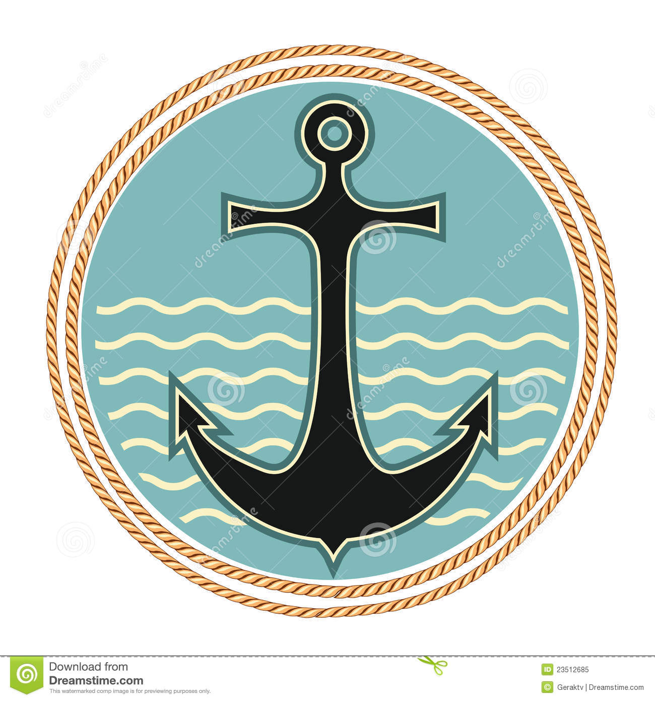 Anchor On White Images Stock Photos amp Vectors  Shutterstock