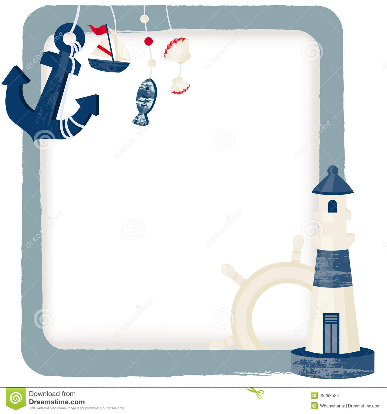 Nautical Background Royalty Free Stock Image - Image: 29298526: www.dreamstime.com/royalty-free-stock-image-nautical-background...