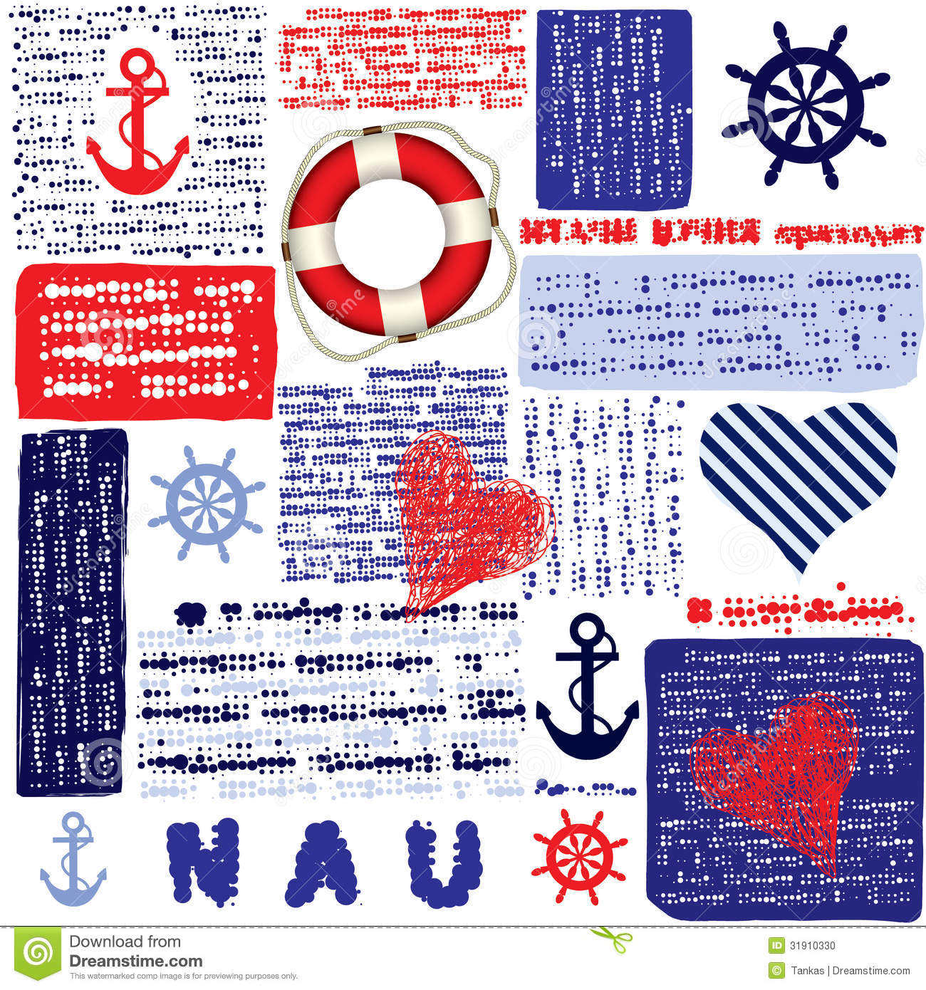 nautical paper Nautical watercolor digital paper pack what`s included in this pack this pack includes 12 seamless patterns you can see all object at the preview all patterns are created with hand-drawn and hand-painted watercolor elements from my cliparts what`s the format of files all files are saved in jpeg.