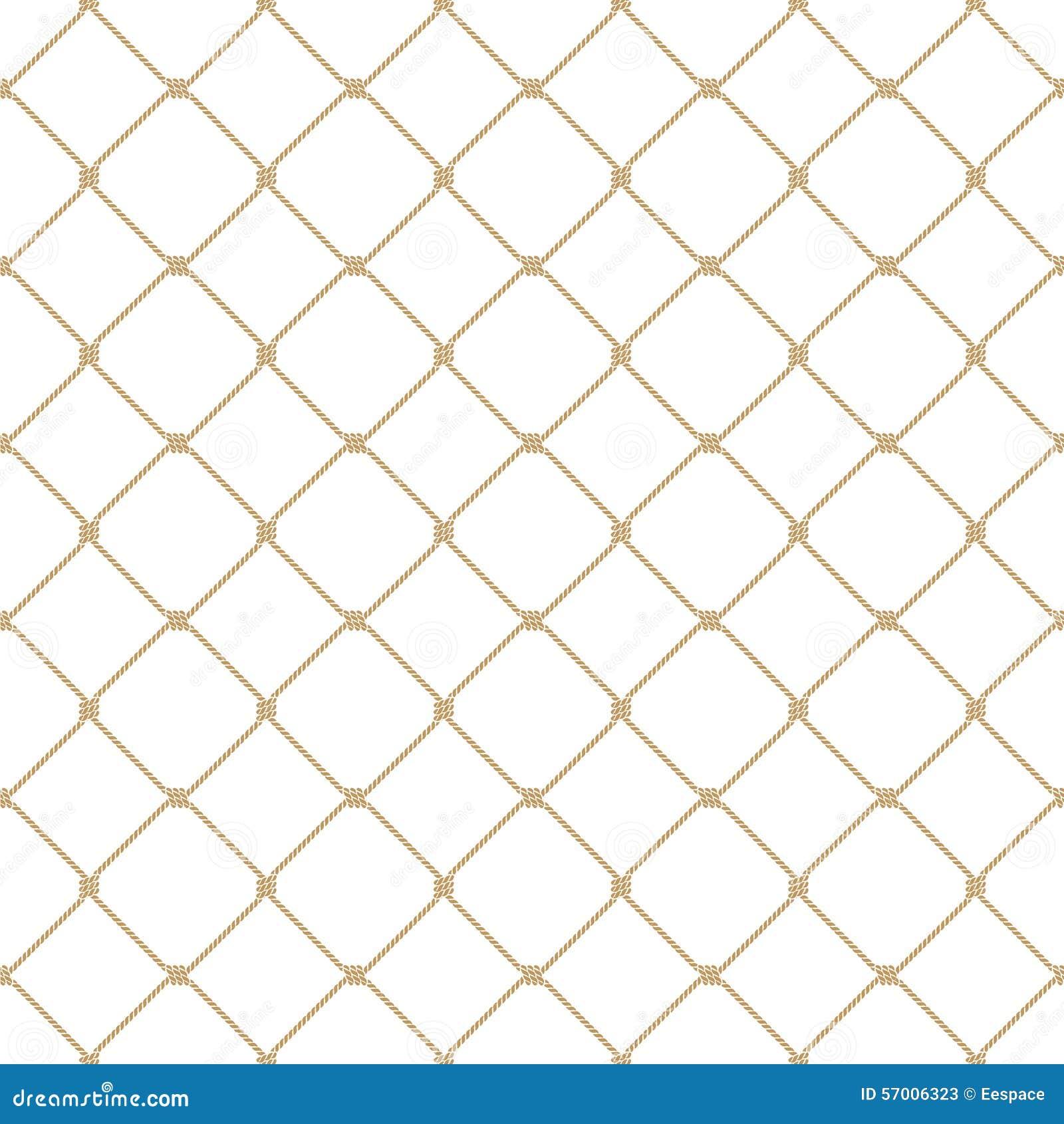 Fishnet Pattern Interesting Decorating Design