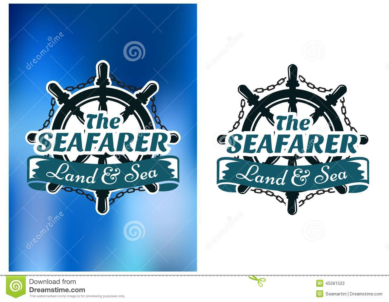 what is the theme of the seafarer