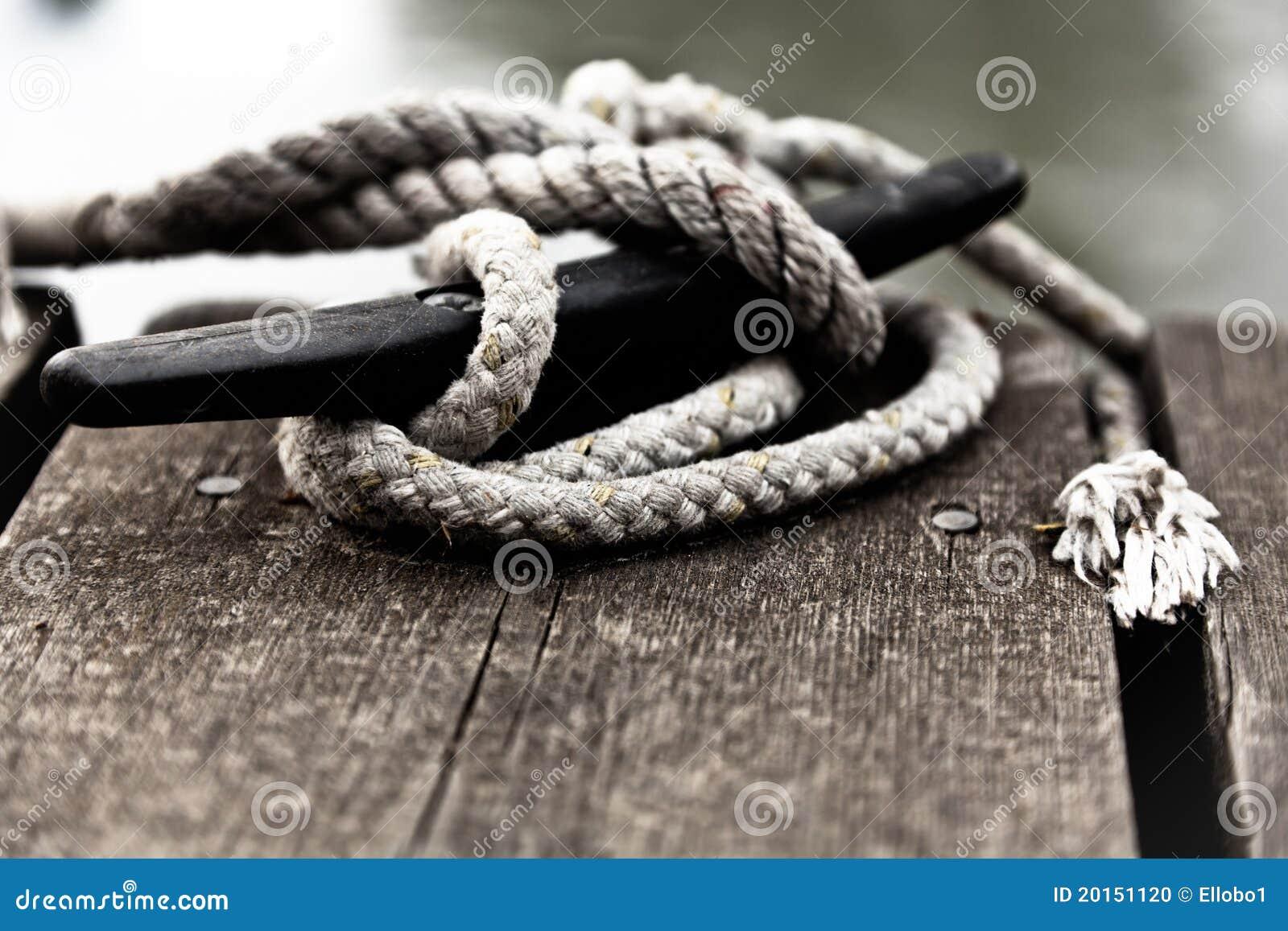 Nautiskt rep för dubb