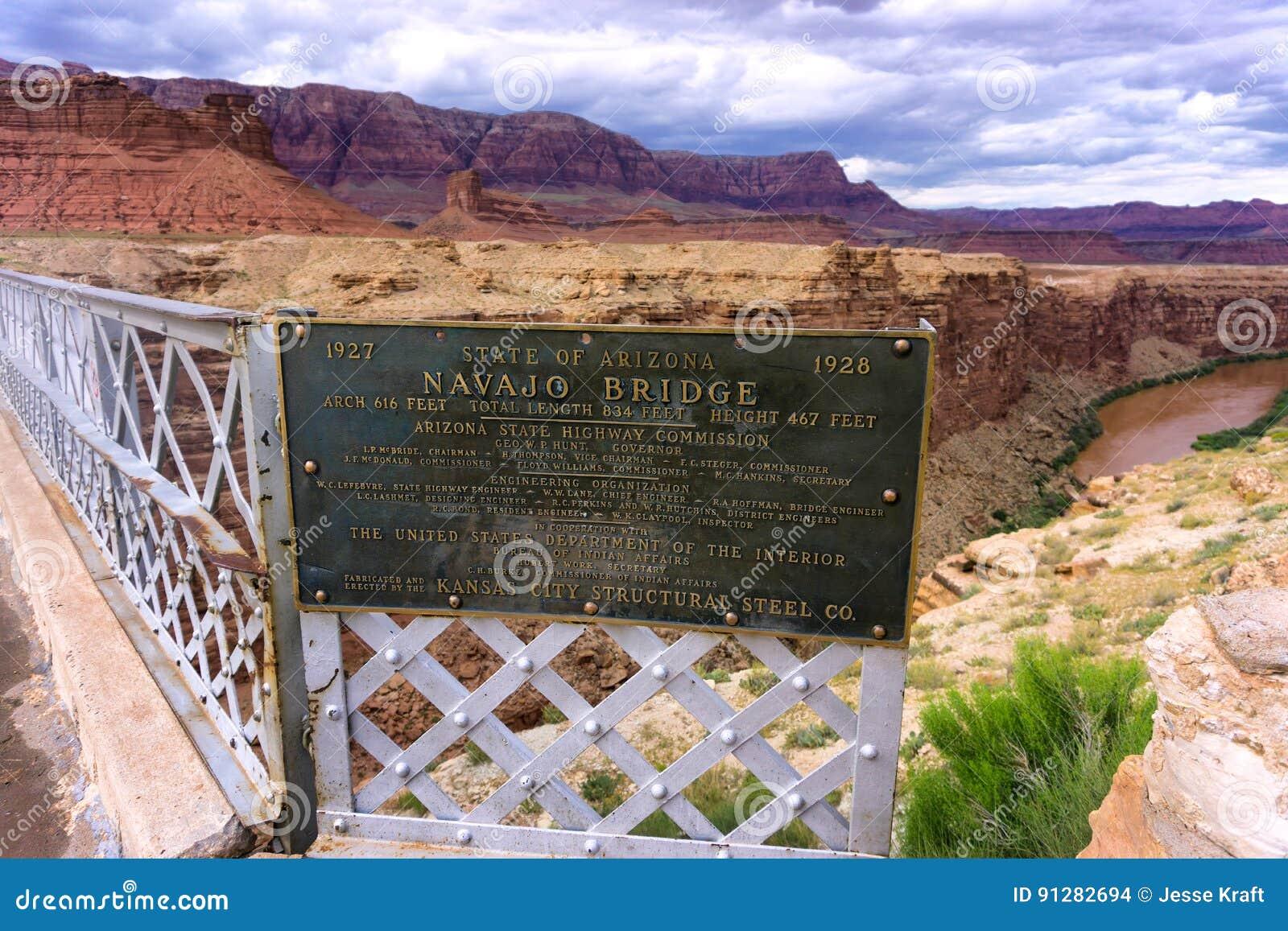 Navajobro i Arizona