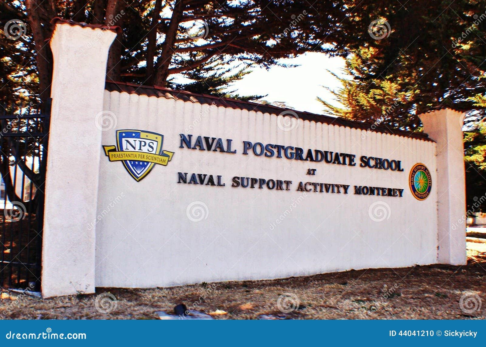naval postgraduate school Directory