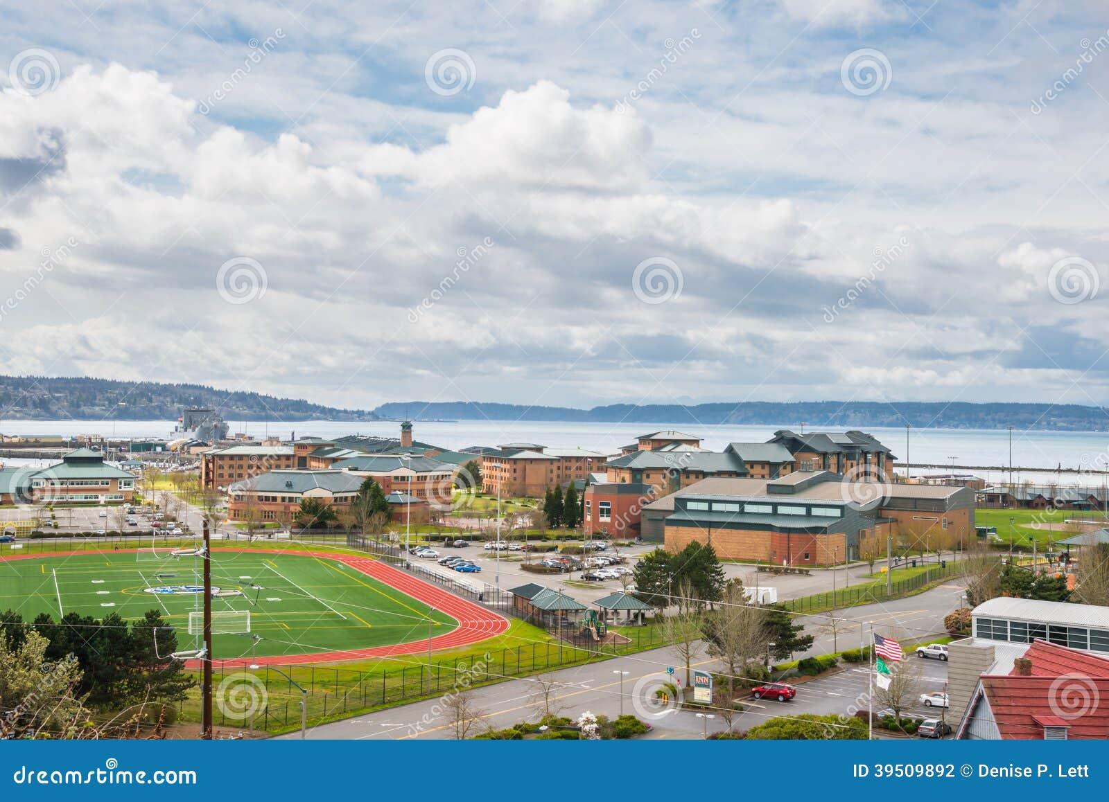 Naval Station Everett Washington