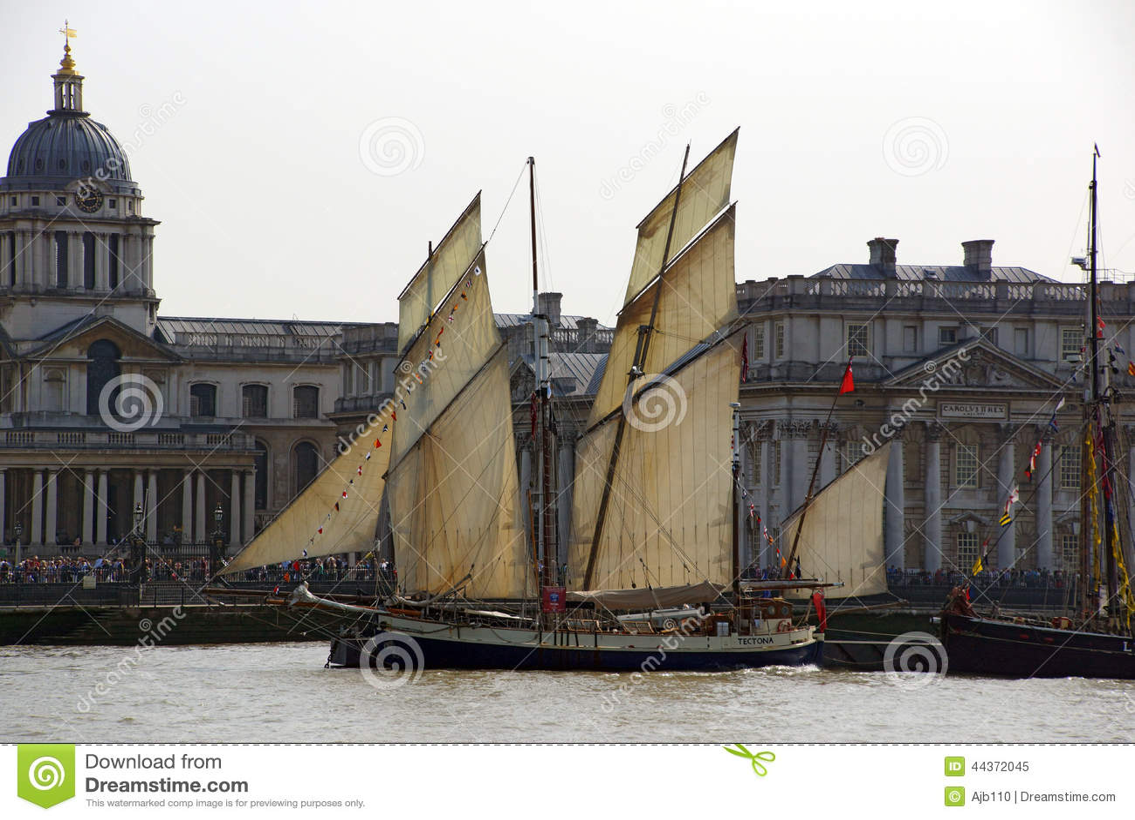 Nave alta della vela