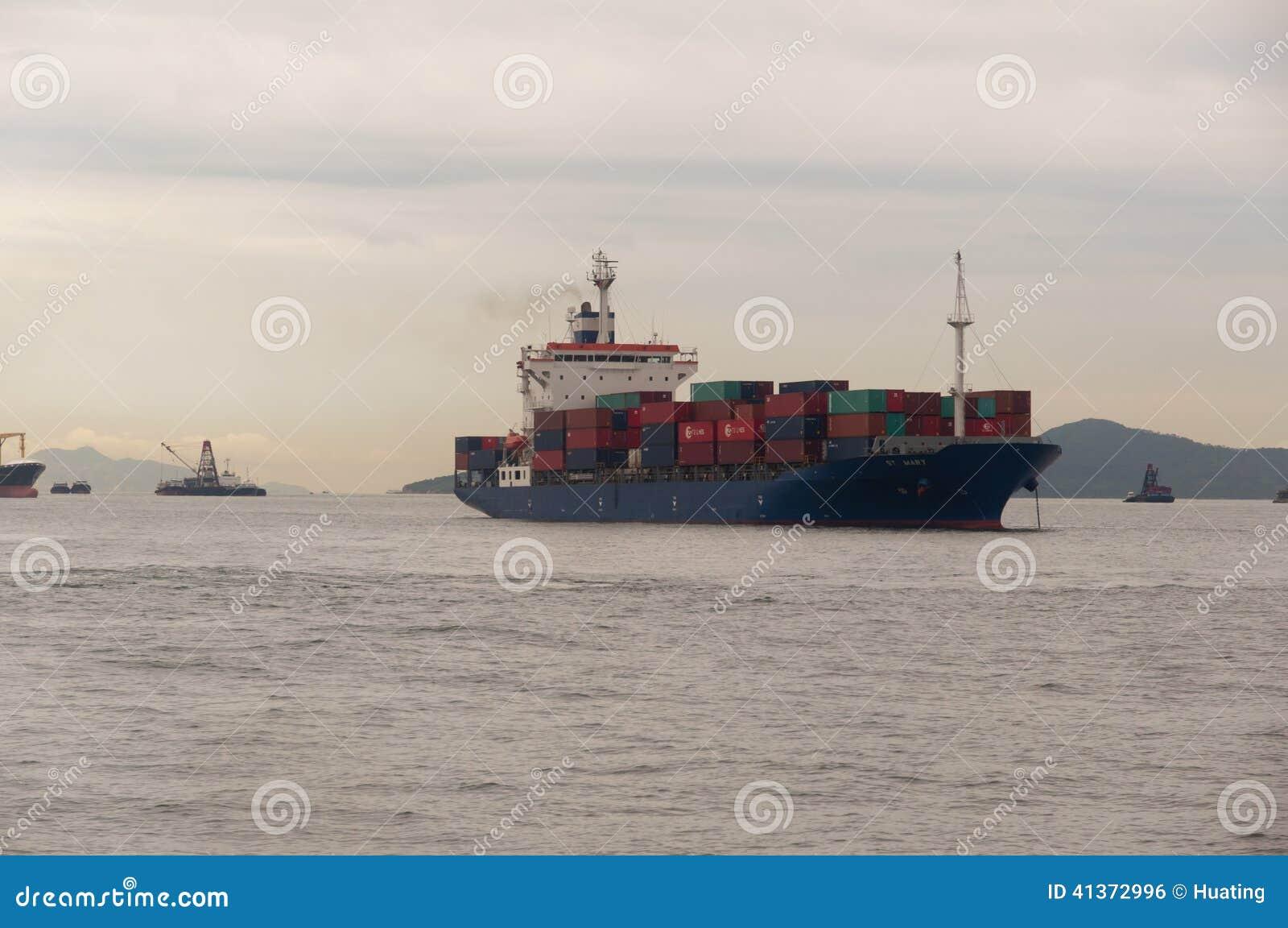 Nave da carico di Hong Kong