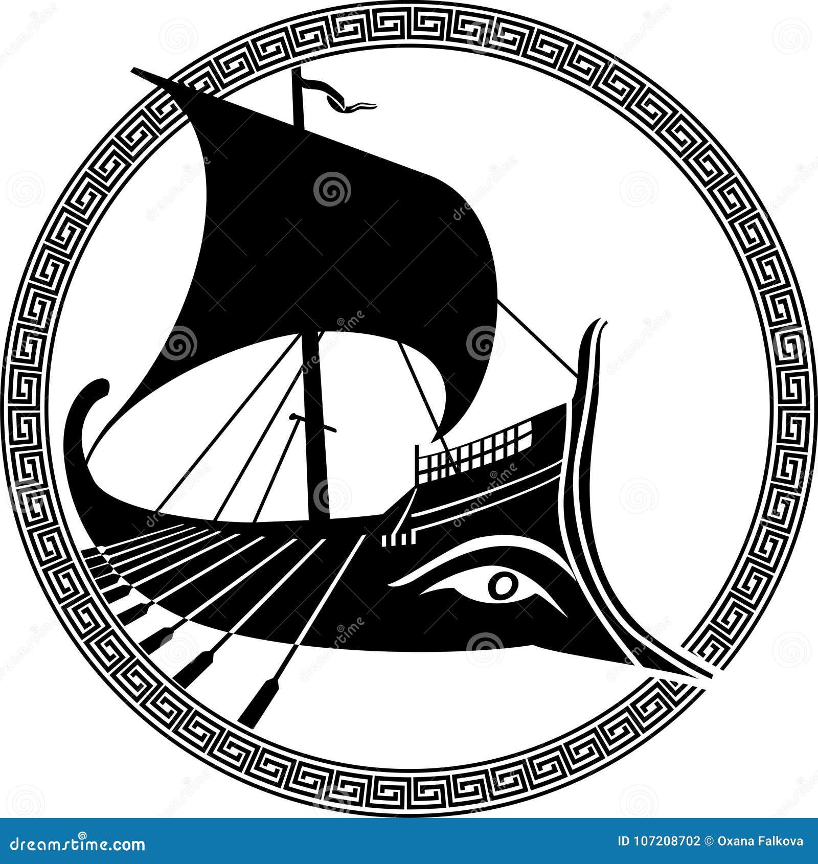 Nave del greco antico