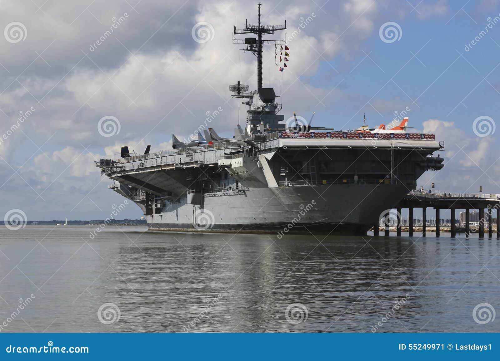 Nave di guerra dei portaerei 2 fotografia stock immagine - Nave portaerei ...