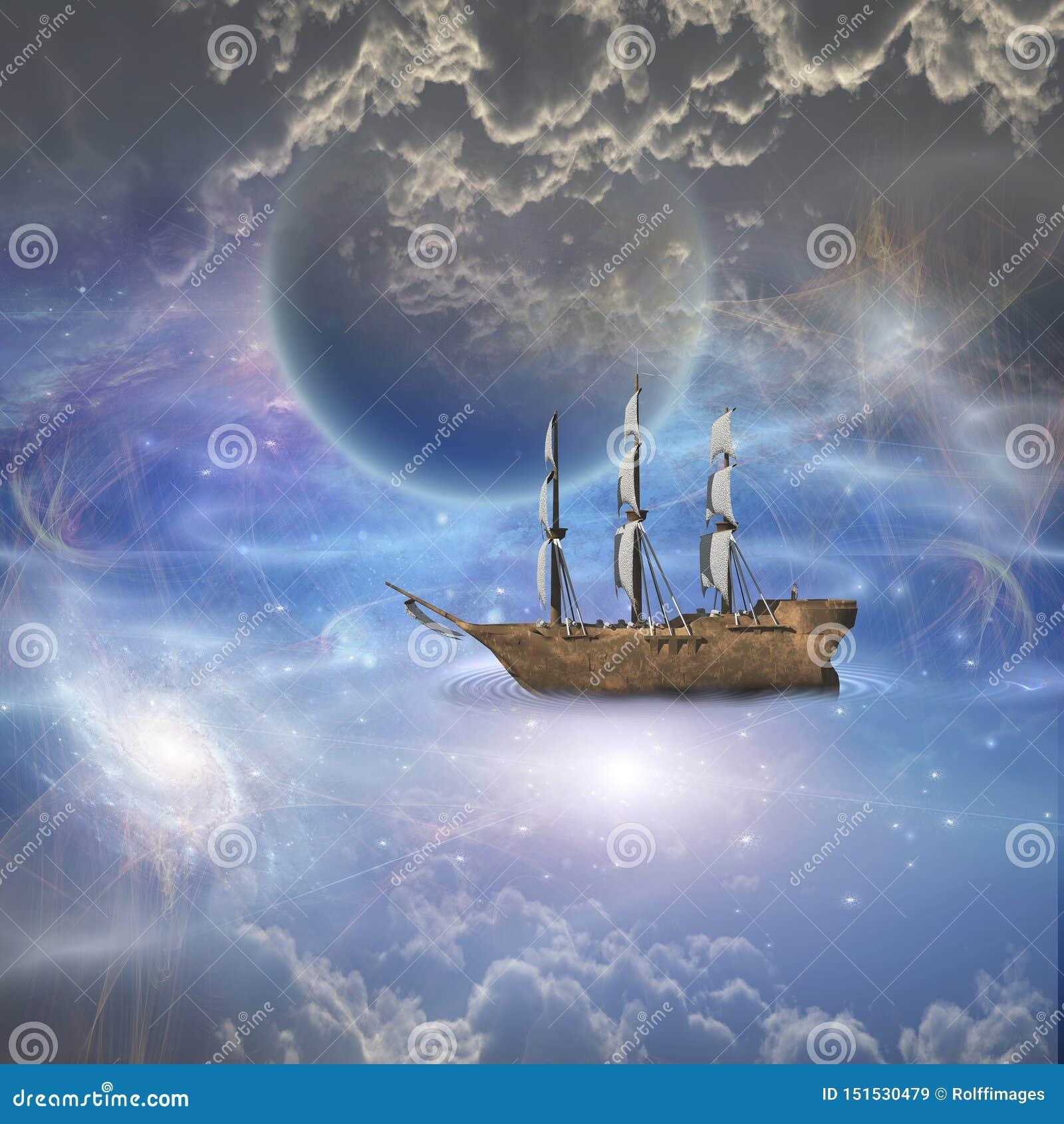 Nave di navigazione