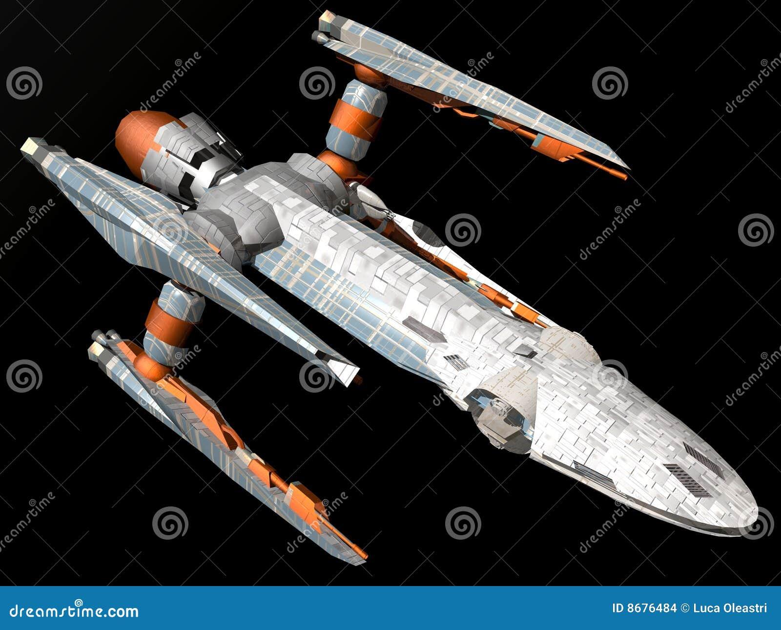 Nave Espacial The Image Kid Has It