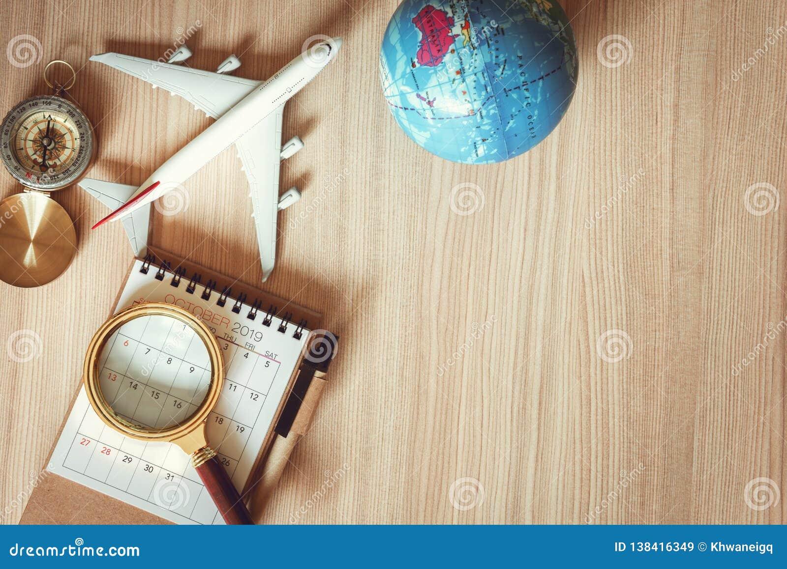 A Navegação Explora Do Planeamento Da Viagem Destino Do