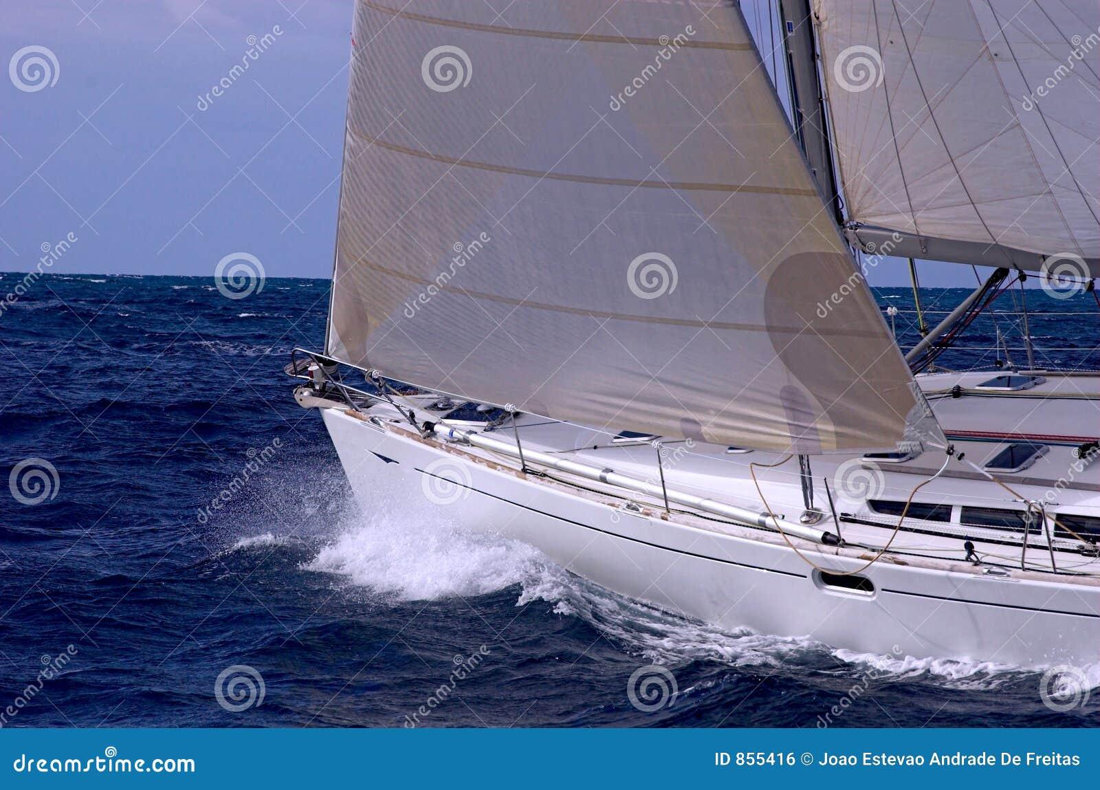Navegación en regatta