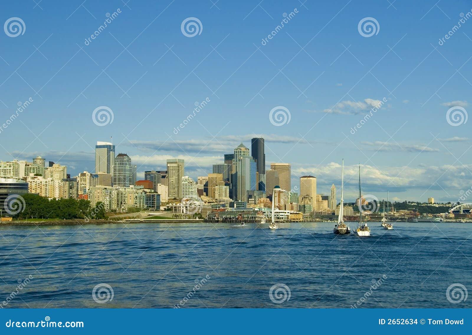Navegación en Seattle
