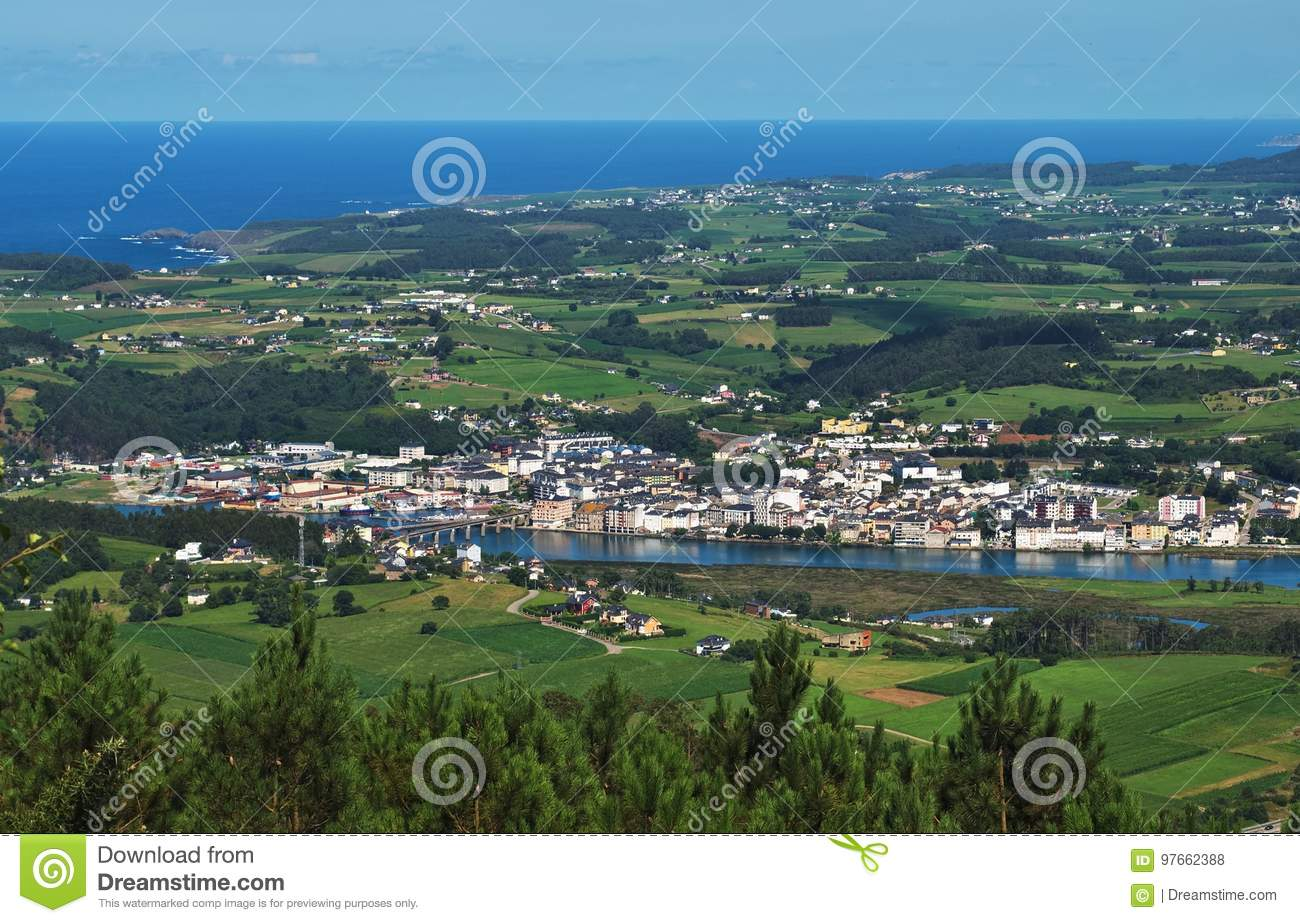 Fotos De Navia navia asturias spain stock photo. image of cantabrian - 97662388