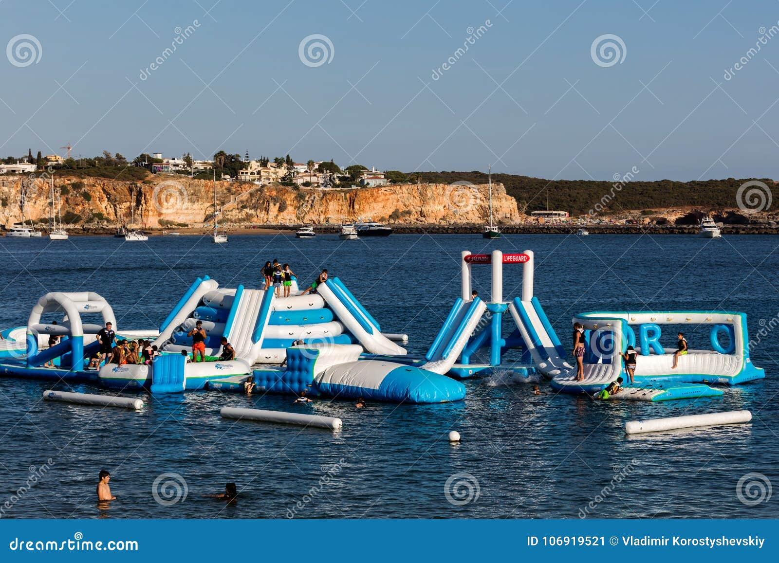 Navibordo Wodni sporty w Portimao