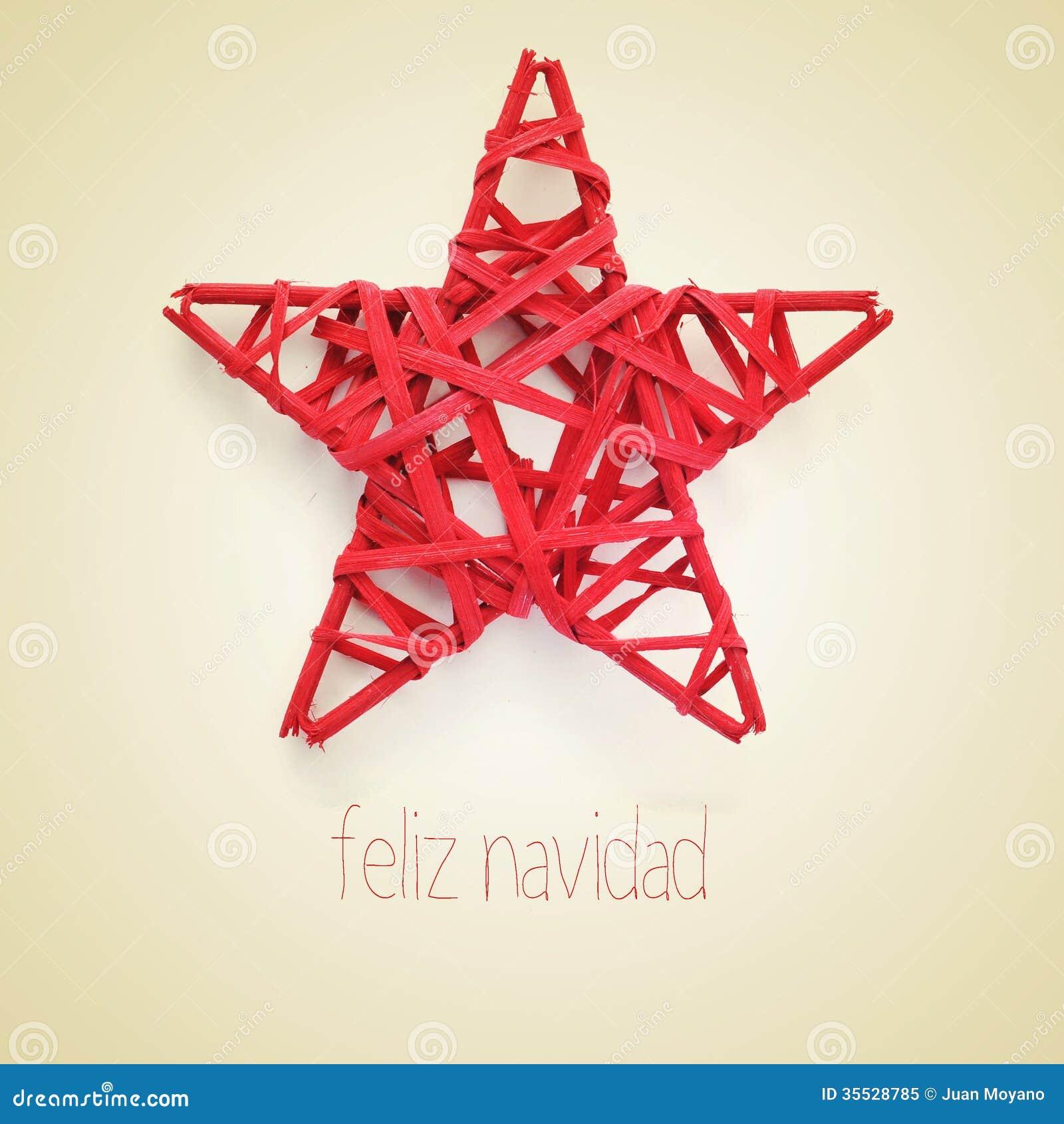 navidad de feliz joyeux no l dans l 39 espagnol photo libre. Black Bedroom Furniture Sets. Home Design Ideas