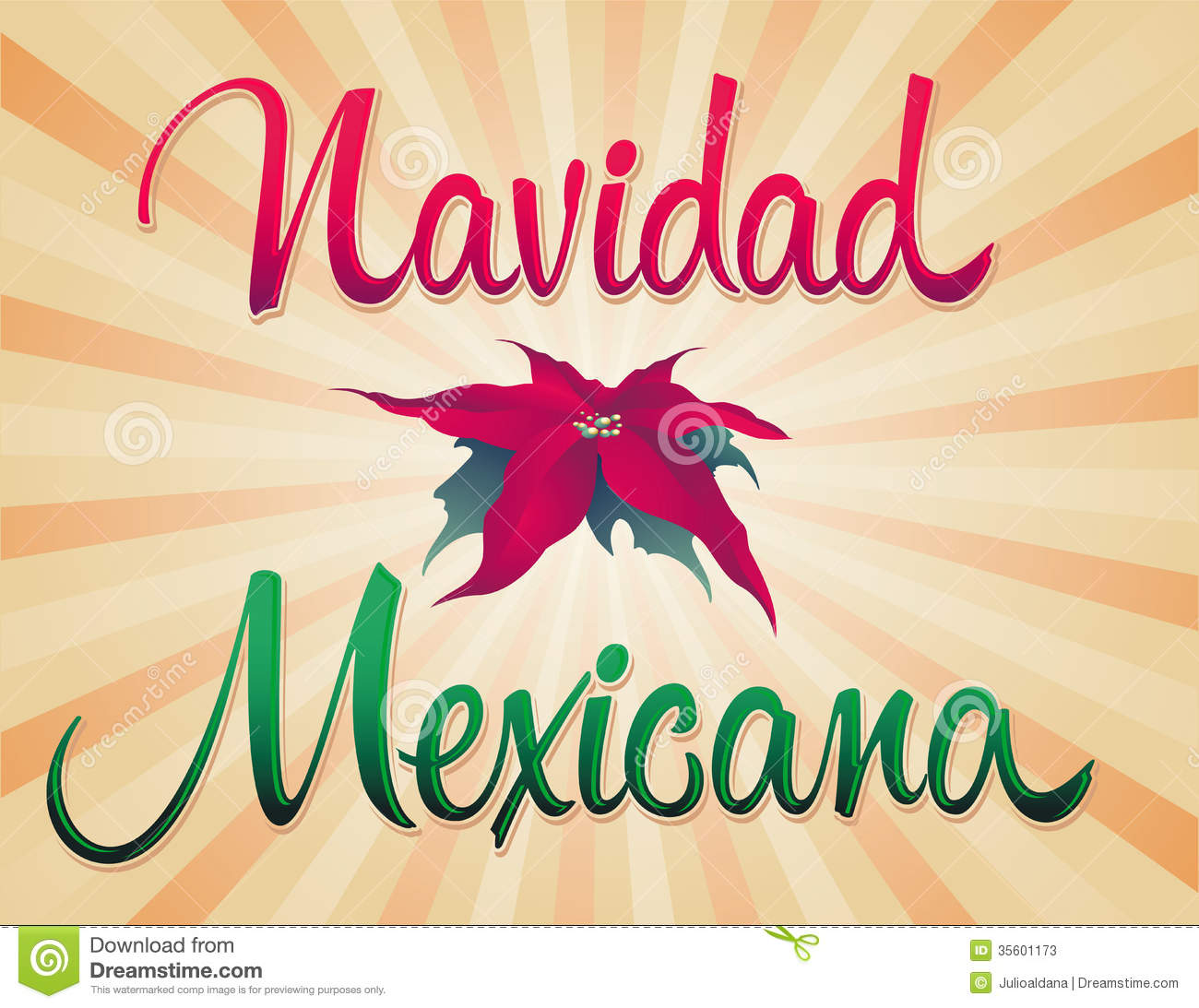 spanish christmas words that start with s