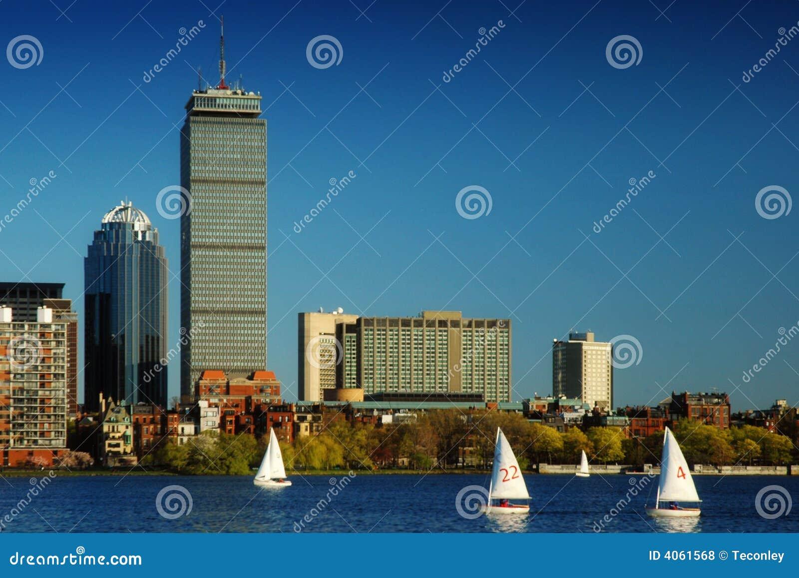 Navigação em Boston
