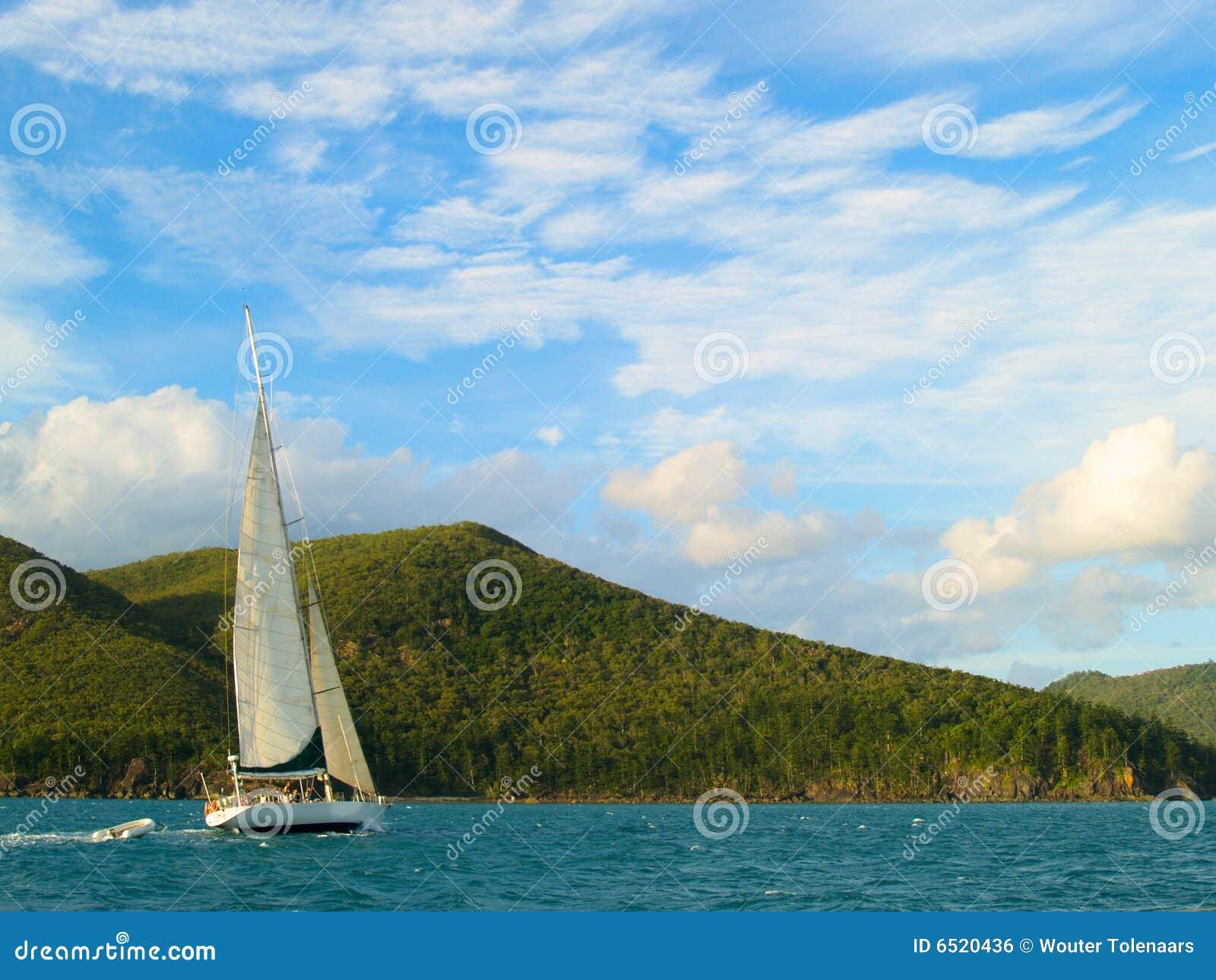 Navigação nos consoles de Whitsunday