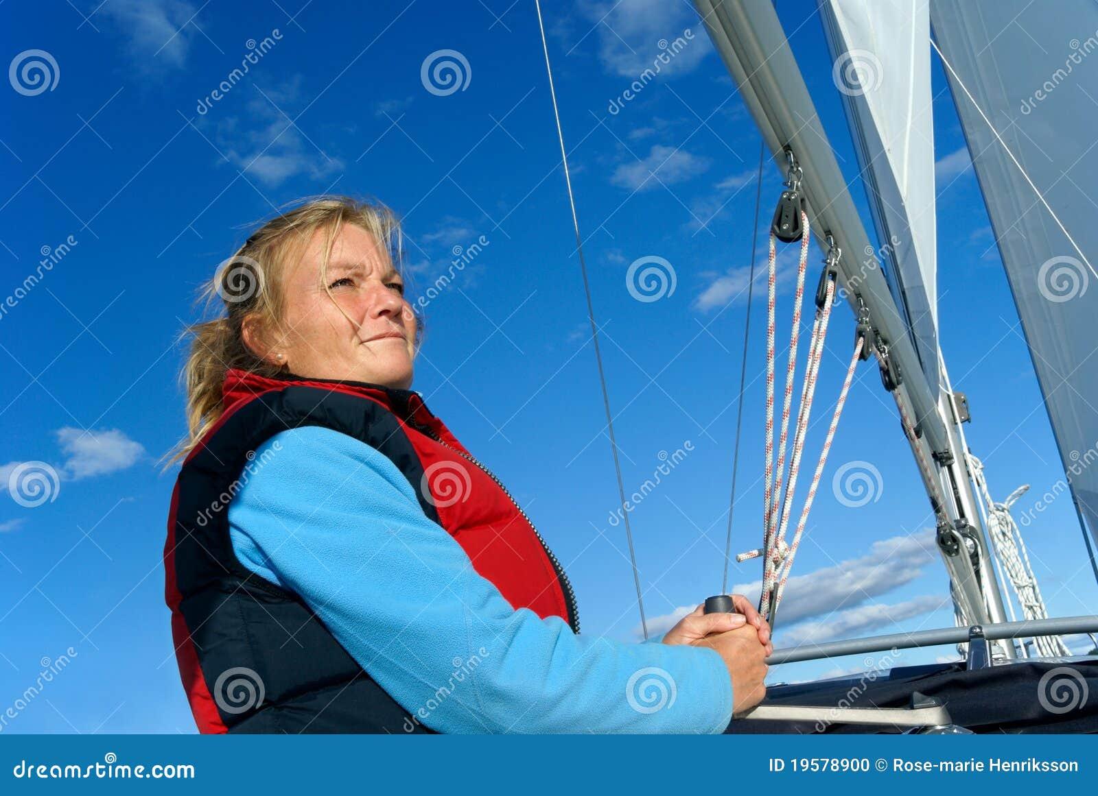 Navigation de femme