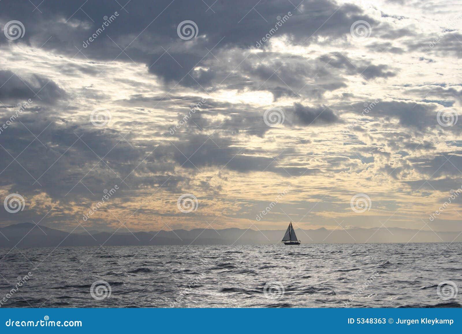 Navigation du récif de barrière grand
