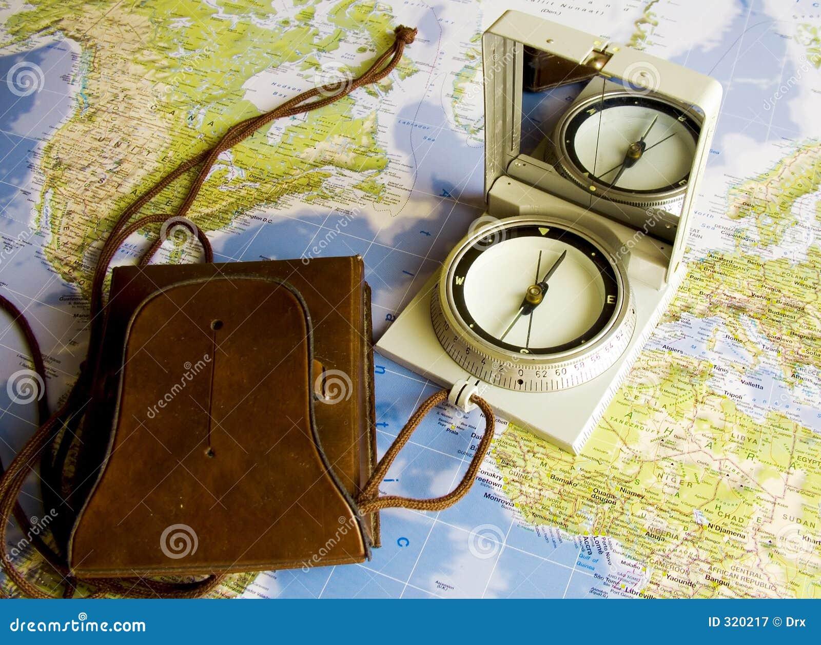 Navigation en monde