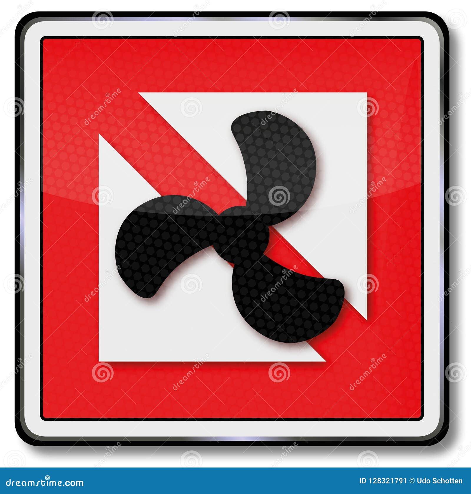 Navigering och förbud på det motoriserade hantverket