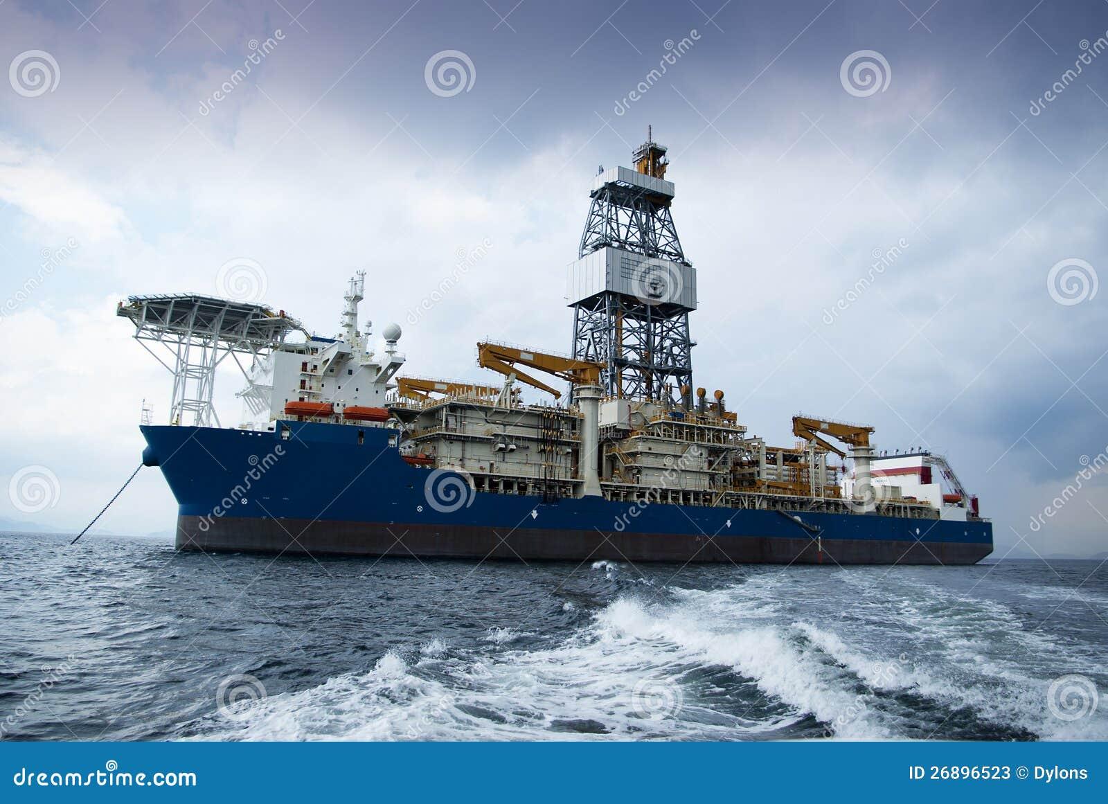 Navio de broca