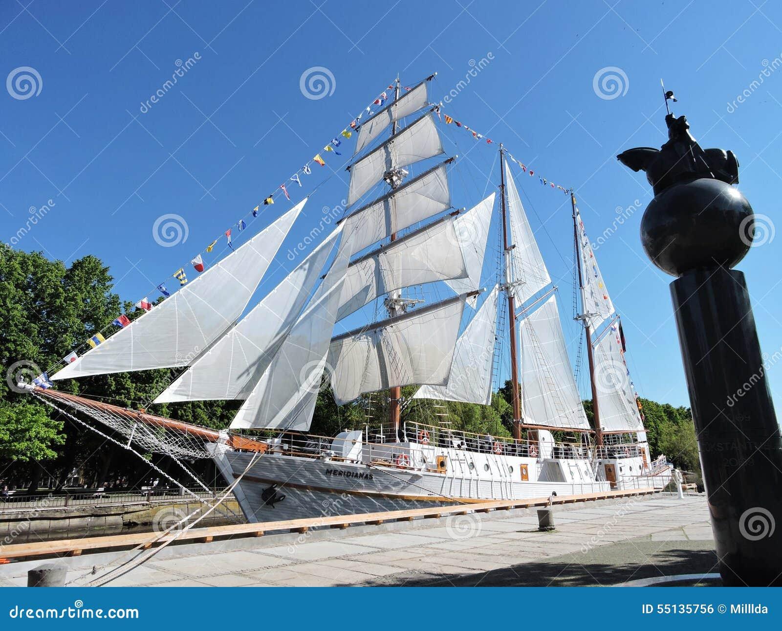 Navio de navigação, Lituânia