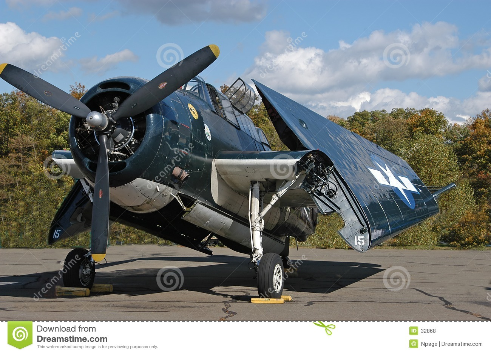 Navy Airplane