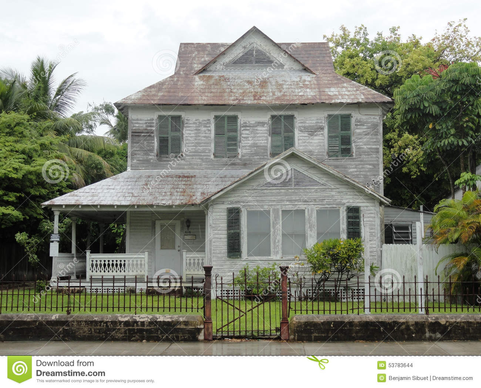 Nawiedzający dom w Floryda