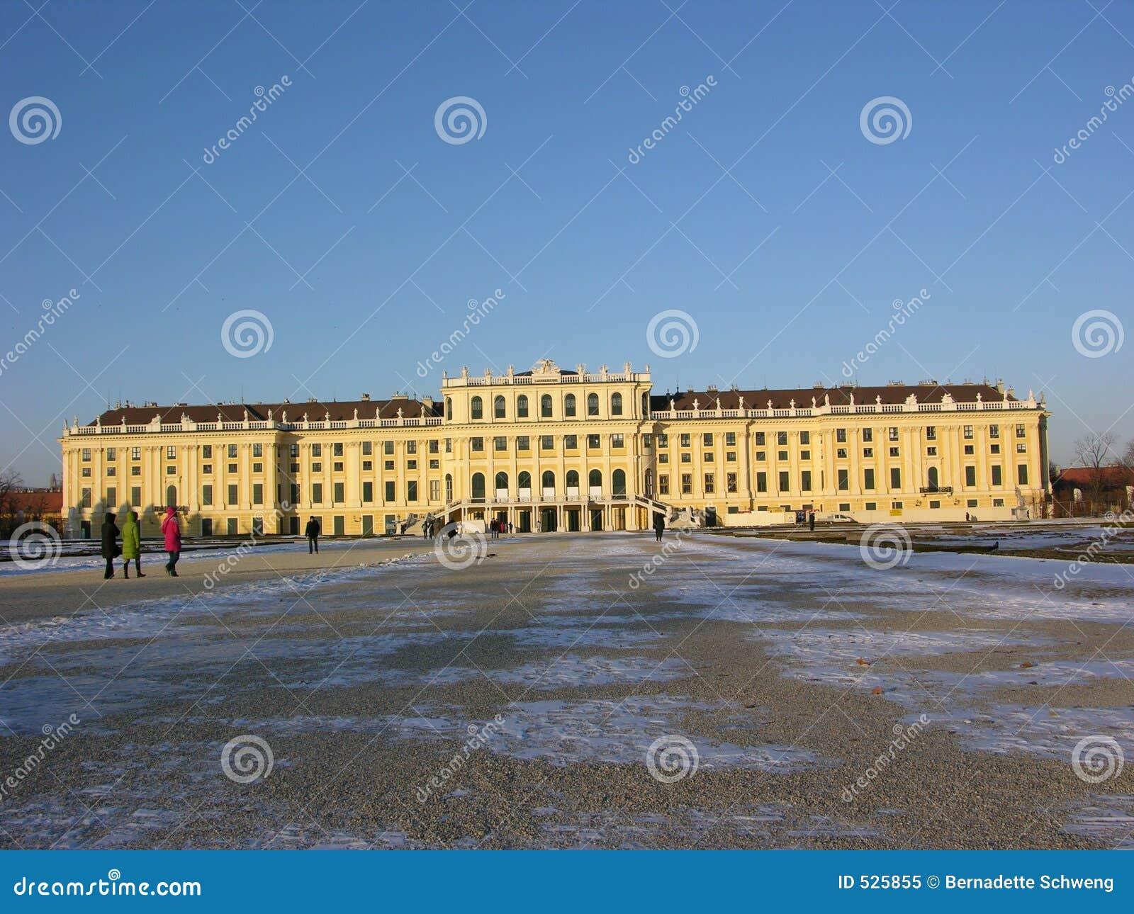 Nbrunn παλάτι sch
