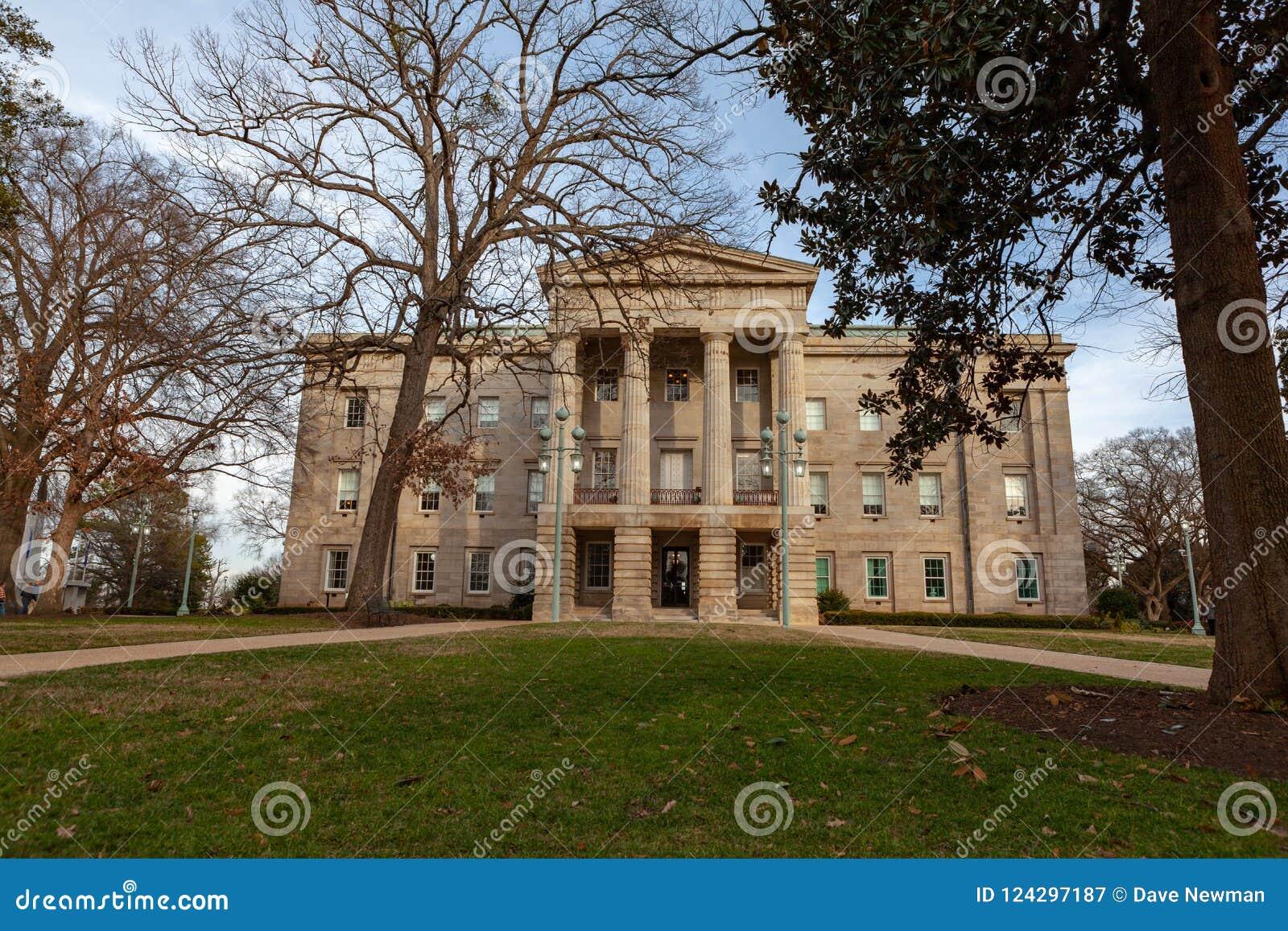 NC errichtendes Hauptraleigh, North Carolina